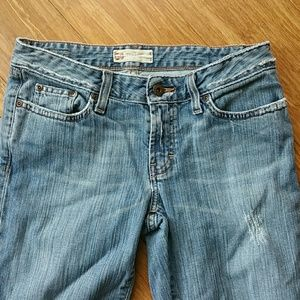 BKE cropped jeans